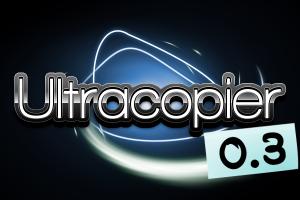 Ultracopier 0.3