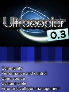Ultracopier 0.3 boite