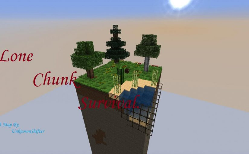 Map chunk et déplacement